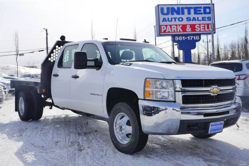 2009 Chevrolet Silverado 3500HD for sale at United Auto Sales in Anchorage AK