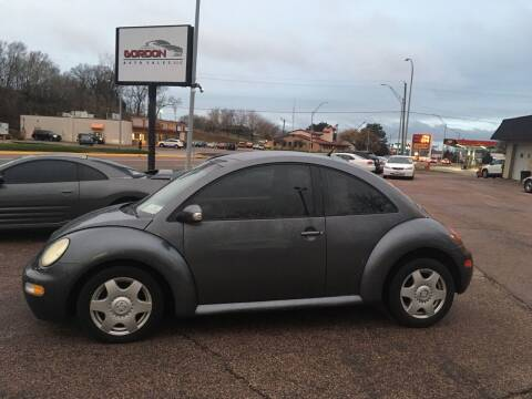 2003 Volkswagen New Beetle for sale at Gordon Auto Sales LLC in Sioux City IA