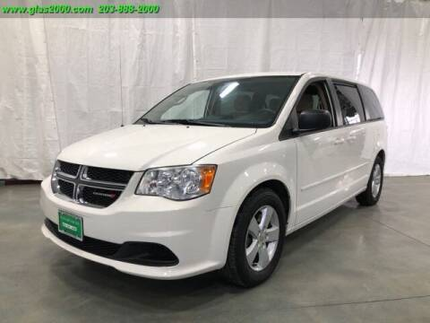 2013 Dodge Grand Caravan for sale at Green Light Auto Sales LLC in Bethany CT