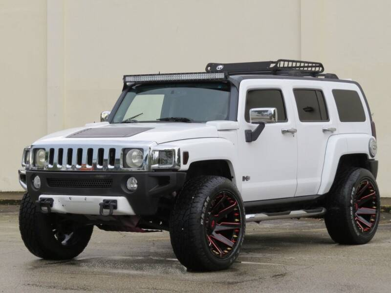 2007 HUMMER H3 for sale at DK Auto Sales in Hollywood FL