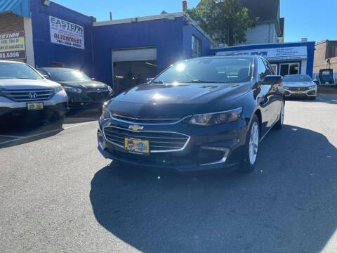 2017 Chevrolet Malibu for sale at AGM AUTO SALES in Malden MA