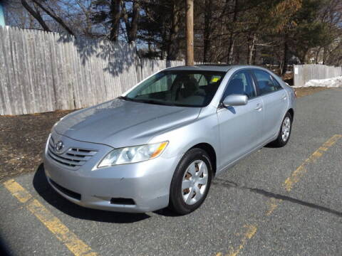2007 Toyota Camry for sale at Wayland Automotive in Wayland MA