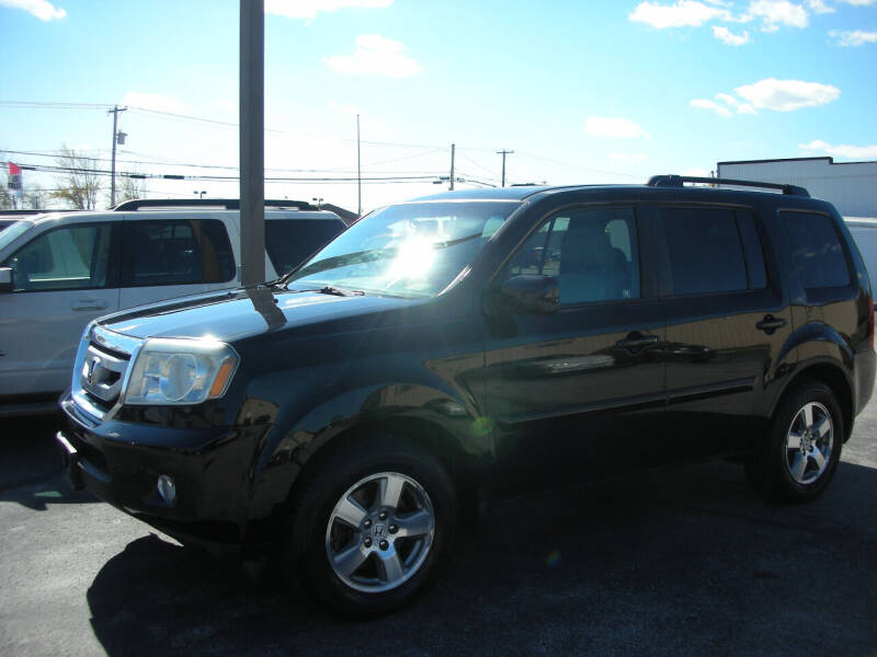 2011 Honda Pilot for sale at Bruce Kunesh Auto Sales Inc in Defiance OH