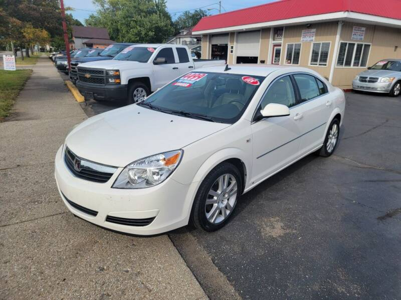 2008 Saturn Aura for sale at THE PATRIOT AUTO GROUP LLC in Elkhart IN