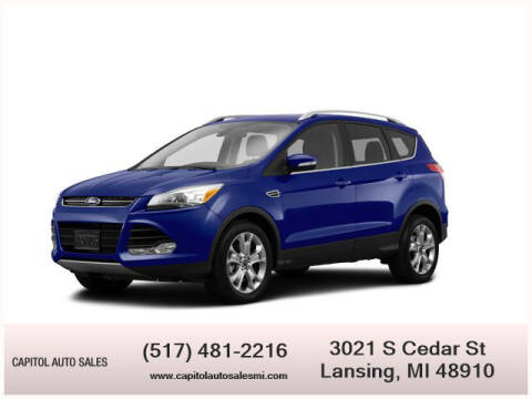2014 Ford Escape for sale at Capitol Auto Sales in Lansing MI