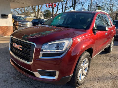 2015 GMC Acadia for sale at New Wheels in Glendale Heights IL