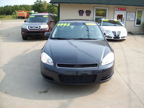 2008 Chevrolet Impala for sale at Summit Auto Inc in Waterford PA