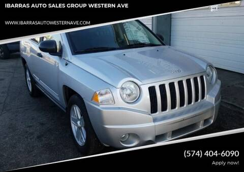 2009 Jeep Compass for sale at IBARRAS GROUP STATE ROAD in South Bend IN