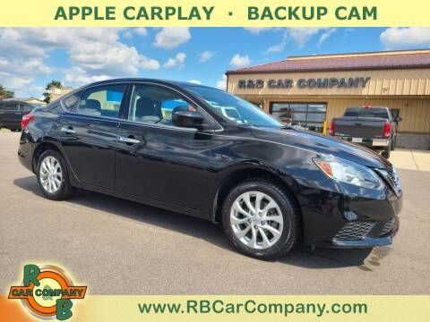 2019 Nissan Sentra for sale at R & B Car Company in South Bend IN