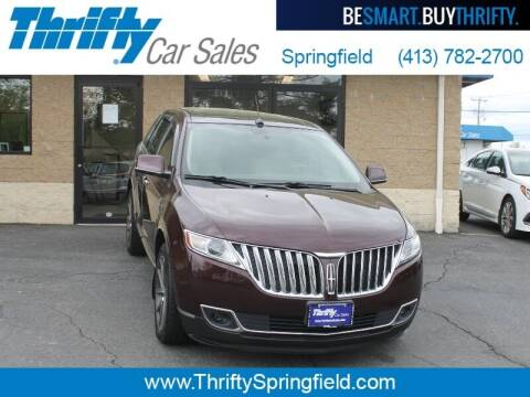 2011 Lincoln MKX for sale at Thrifty Car Sales Springfield in Springfield MA