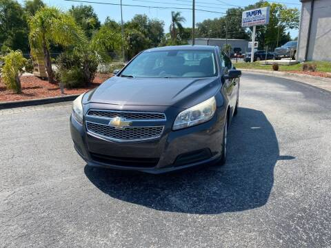 2013 Chevrolet Malibu for sale at Royal Auto Trading in Tampa FL