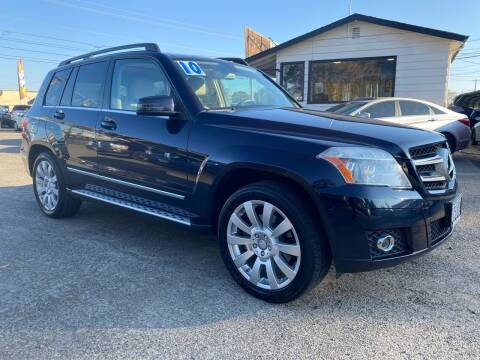 2010 Mercedes-Benz GLK for sale at Universal Auto INC in Salem OR
