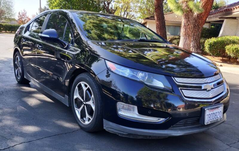 2013 Chevrolet Volt for sale at Apollo Auto El Monte in El Monte CA