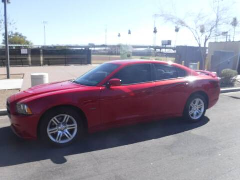 2011 Dodge Charger for sale at J & E Auto Sales in Phoenix AZ