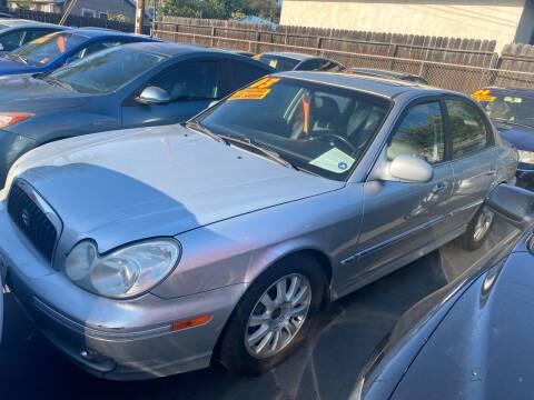 2003 Hyundai Sonata for sale at 3K Auto in Escondido CA