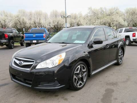 2011 Subaru Legacy for sale at Low Cost Cars North in Whitehall OH