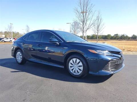 2019 Toyota Camry Hybrid for sale at Southern Auto Solutions - Lou Sobh Kia in Marietta GA