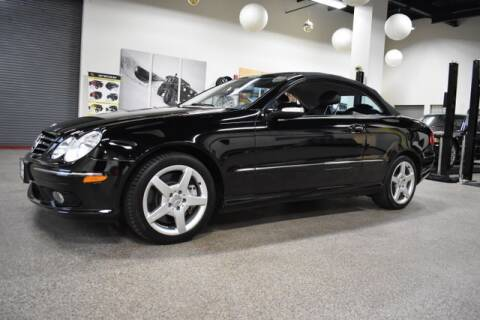 2005 Mercedes-Benz CLK for sale at DONE DEAL MOTORS in Canton MA