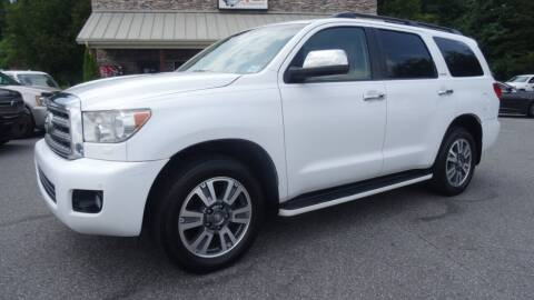2008 Toyota Sequoia for sale at Driven Pre-Owned in Lenoir NC