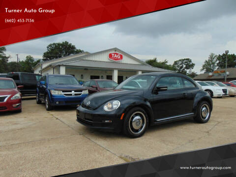 2016 Volkswagen Beetle for sale at Turner Auto Group in Greenwood MS