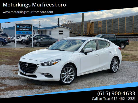 2017 Mazda MAZDA3 for sale at Motorkings Murfreesboro in Murfreesboro TN