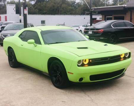 2017 Dodge Challenger for sale at Safeen Motors in Garland TX