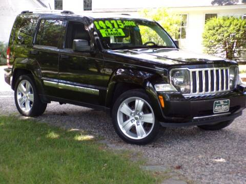 2012 Jeep Liberty for sale at The Auto Barn in Berwick ME