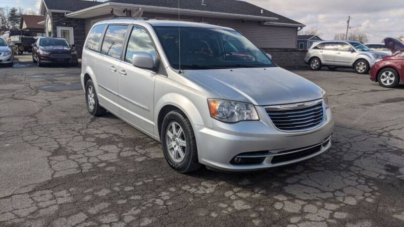 2012 Chrysler Town and Country for sale at RP MOTORS in Canfield OH