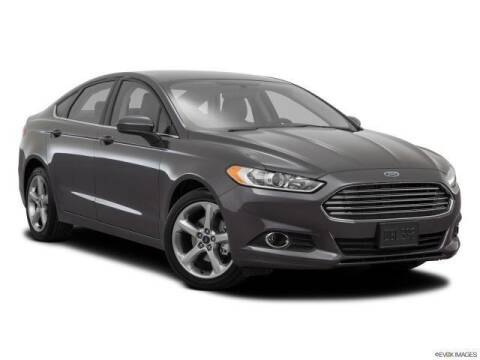 2016 Ford Fusion for sale at USA Auto Inc in Mesa AZ