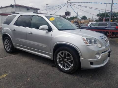 2012 GMC Acadia for sale at Absolute Motors in Hammond IN