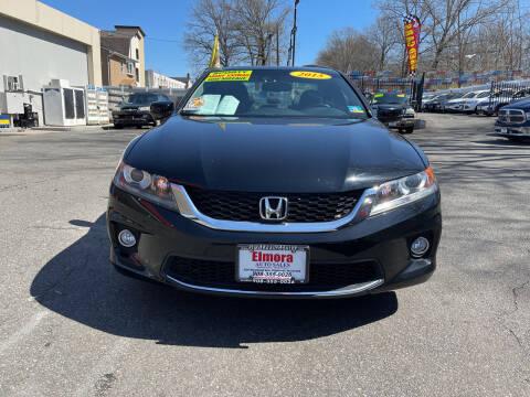2015 Honda Accord for sale at Elmora Auto Sales in Elizabeth NJ