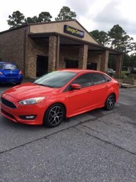 2016 Ford Focus for sale at Georgia Carmart in Douglas GA