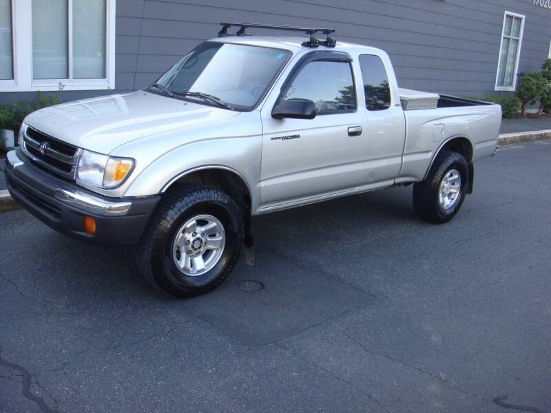2000 Toyota Tacoma for sale at Western Auto Brokers in Lynnwood WA