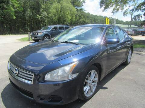 2014 Nissan Maxima for sale at Bullet Motors Charleston Area in Summerville SC
