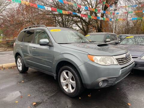 2010 Subaru Forester for sale at WOLF'S ELITE AUTOS in Wilmington DE