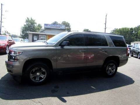 2017 Chevrolet Tahoe for sale at American Auto Group Now in Maple Shade NJ