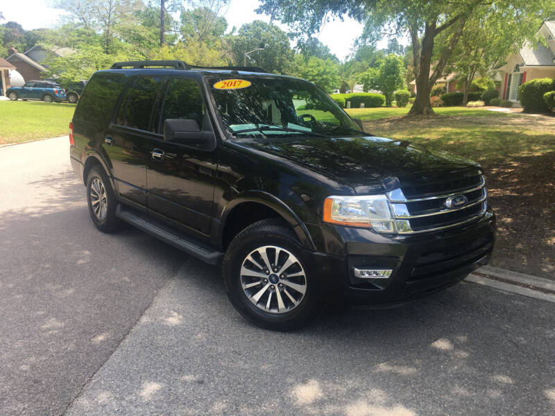 2017 Ford Expedition for sale at J. MARTIN AUTO in Richmond Hill GA