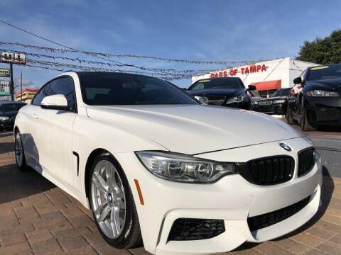 2014 BMW 4 Series for sale at Cars of Tampa in Tampa FL