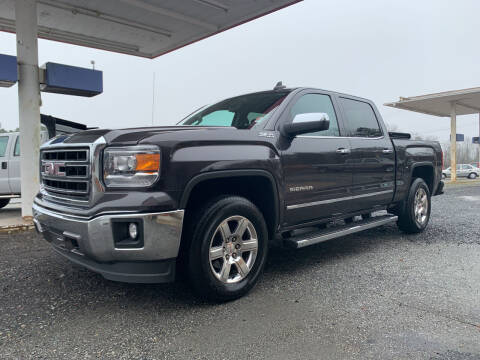 2015 GMC Sierra 1500 for sale at Charlie's Used Cars in Thomasville NC
