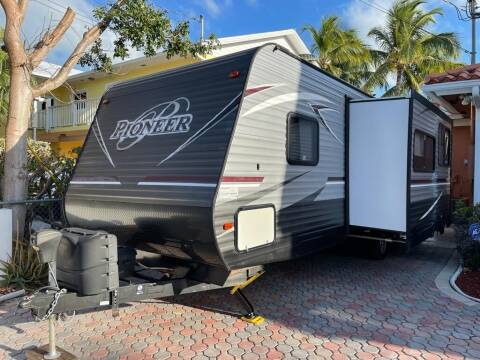 2018 Pioneer BH 270 for sale at PJ AUTO WHOLESALE in Miami FL