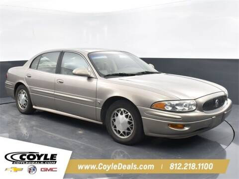 2004 Buick LeSabre for sale at COYLE GM - COYLE NISSAN - New Inventory in Clarksville IN