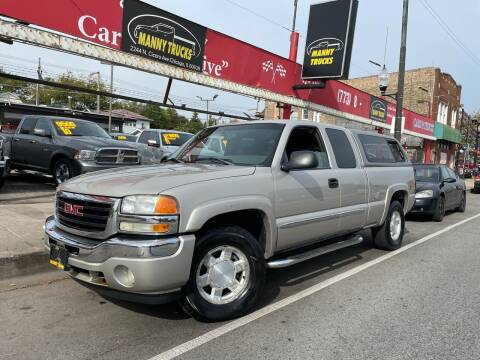 2007 GMC Sierra 1500 Classic for sale at Manny Trucks in Chicago IL