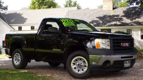 2012 GMC Sierra 1500 for sale at The Auto Barn in Berwick ME