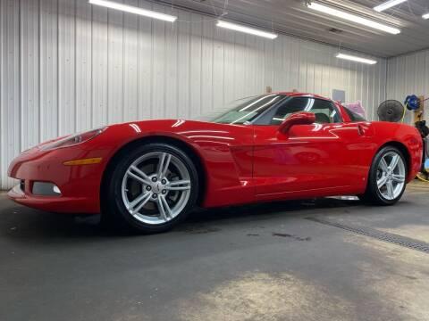 2008 Chevrolet Corvette for sale at Ryans Auto Sales in Muncie IN