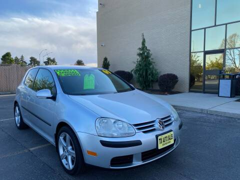 2009 Volkswagen Rabbit for sale at TDI AUTO SALES in Boise ID