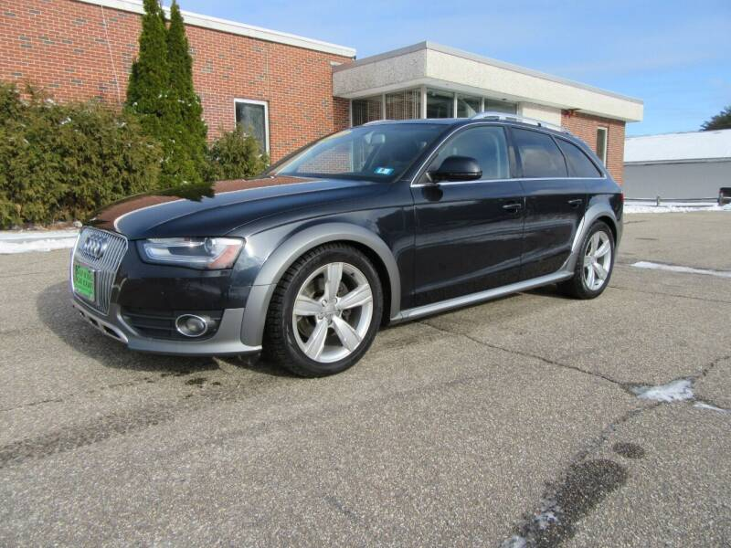 2015 Audi Allroad for sale at Kar Kraft in Gilford NH