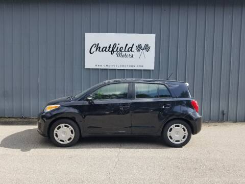 2012 Scion xD for sale at Chatfield Motors in Chatfield MN