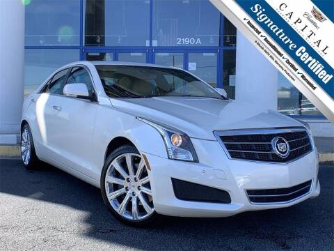 2013 Cadillac ATS for sale at Capital Cadillac of Atlanta in Smyrna GA