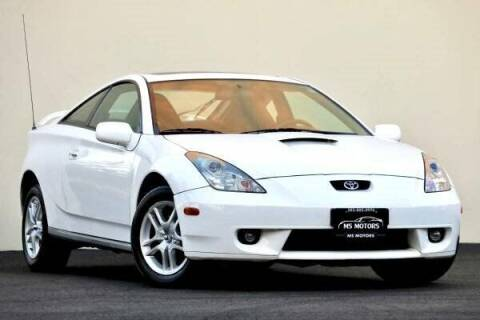2002 Toyota Celica for sale at MS Motors in Portland OR