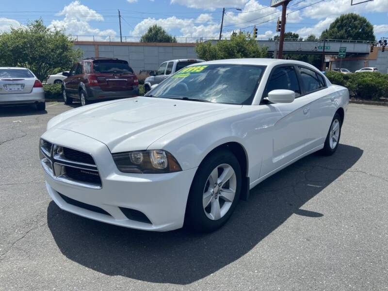 2013 Dodge Charger for sale at Starmount Motors in Charlotte NC